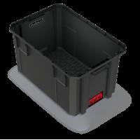 Корзина для инструментов Kistenberg Basket X BLOCK L, черный