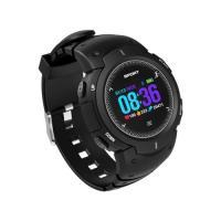 Умные часы NO.1 F13 (черный/серый)