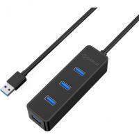 USB-хаб Orico W5PH4-U3-BK