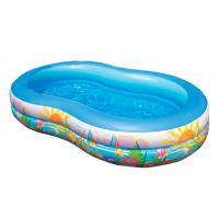 Надувной бассейн Intex Paradise 262x160x46 (56490)