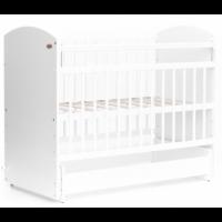 Детская кроватка Bambini Элеганс М 01.10.08 (белый)