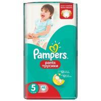 Трусики Pampers Pants 5 Junior (48 шт)