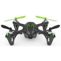 Квадрокоптер Hubsan X4 Cam H107C (черный/зеленый)