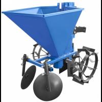Картофелесажалка КСП-02 синяя