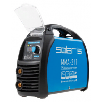 Сварочный инвертор Solaris MMA-211