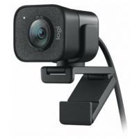 Веб-камера для стриминга Logitech StreamCam (черный)