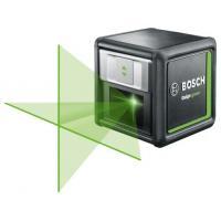 Лазерный нивелир Bosch Quigo Green 0603663C00 (с зажимом MM2)