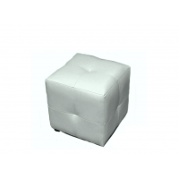 Пуф «Квадратик» SV-Мебеь сантекс белый