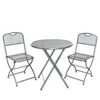 Комплект мебели (стол,два стула) Balkonset Estera
