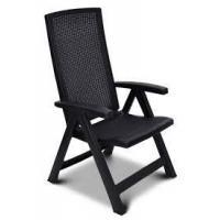 Кресло Montreal graphit 018 std графит