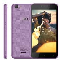 Смартфон BQ-Mobile BQ-5000G Velvet Easy (фиолетовый)