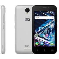 Смартфон BQ-Mobile BQ-4028 UP! (серебристый)