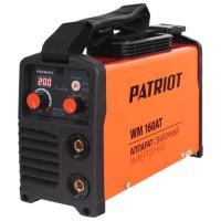Сварочный инвертор Patriot WM 160AT MMA [605 30 2616]