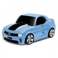 Чемодан Ridaz Chevrolet Camaro ZL1 (синий)