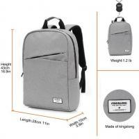 Рюкзак Kingslong KLB1313 (серый)