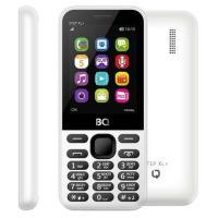 Мобильный телефон BQ-Mobile Step XL+ (белый) [BQ-2831]