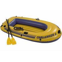 Гребная лодка Intex Challenger 2 Set (Intex-68367)
