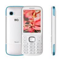 Мобильный телефон BQ-Mobile BQ-2808 Telly (голубой)