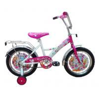 Детский велосипед Stream Wave 16 (розовый)