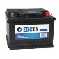 Автомобильный аккумулятор EDCON DC60540L (60 А·ч)