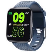 Умные часы Smarterra FitMaster Aura (синий)