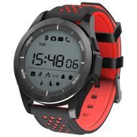 Умные часы NO.1 F3 (красный/черный)