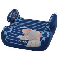 Детское сиденье Lorelli Topo Comfort (blue elephant)