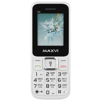 Мобильный телефон Maxvi C3i (белый)