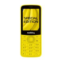 Мобильный телефон Nobby 220 (желтый)