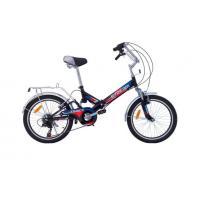 Детский велосипед Stream Track 20 (черный/красный)