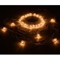 Гирлянда Vegas Бриллианты 55083 25 LED (теплый белый)