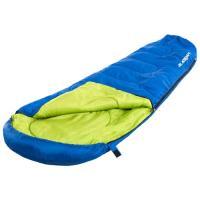 Спальный мешок Acamper Кокон 300г/м2 (синий/зеленый)