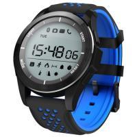 Умные часы NO.1 F3 (синий/черный)
