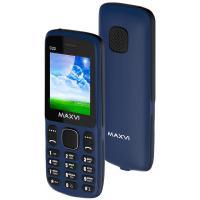 Мобильный телефон Maxvi C22 (маренго)