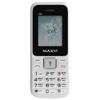 Мобильный телефон Maxvi C3n (белый)