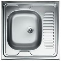 Кухонная мойка КромРус S 409 RUS (правая)