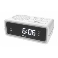 Часы Ritmix RRC-606 (белый)