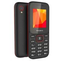Мобильный телефон TeXet TM-124 (черный)