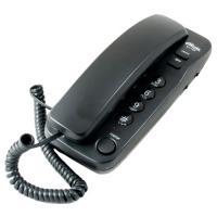 Проводной телефон Ritmix RT-100 (черный)