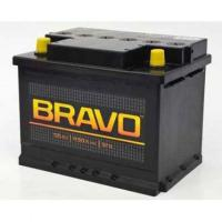 Автомобильный аккумулятор BRAVO 6CT-55 (55 А/ч)