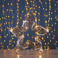 3D-фигура Luazon Звезда из веток 2315231