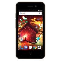 Смартфон Digma Hit Q401 3G (золотистый)