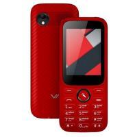 Мобильный телефон Vertex D555 (красный)