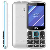 Мобильный телефон BQ-Mobile BQ-2820 Step XL+ (белый/синий)