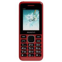 Мобильный телефон Maxvi C20 Red