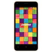 Смартфон Digma Linx Argo 3G (золотистый)