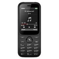 Мобильный телефон Vertex D555 (черный)