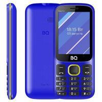 Мобильный телефон BQ-Mobile BQ-2820 Step XL+ (синий/желтый)
