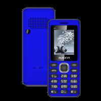 Мобильный телефон Maxvi P1 Blue