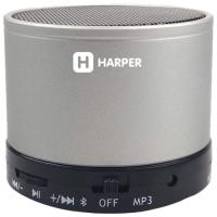 Беспроводная колонка Harper PS-012 (серебристый)